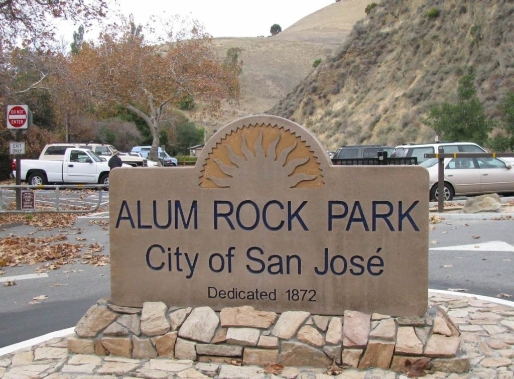 Alum-Rock-California