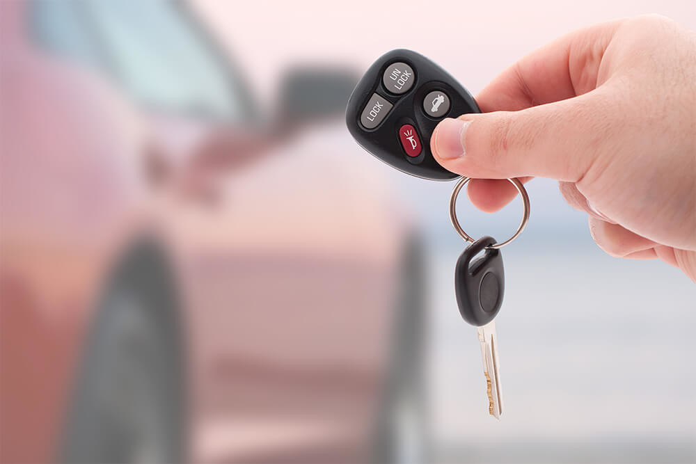 Auto Locksmith Key FOB